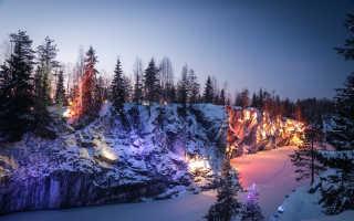 Куда поехать отдыхать на зимние каникулы с детьми