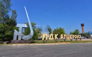 Переезд на ПМЖ в Апшеронск: отзывы переехавших, цены на недвижимость и зарплаты