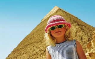 Вывоз ребенка в Египет: нужно ли разрешение от второго родителя