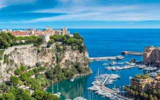 Нужна ли виза в Монако для россиян