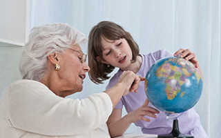 Правила выезда ребенка за границу с бабушкой