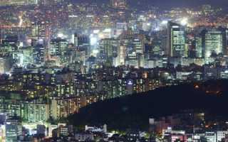 Города Южной Кореи – подборка фото