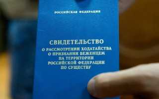 Возможность выезда из России со статусом временного убежища