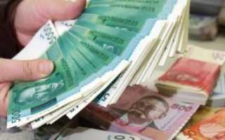 Средняя зарплата и налоги в Кыргызстане
