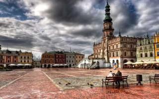 Оформление студенческой визы в Польшу