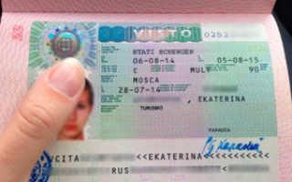 Правила въезда в Италию для россиян