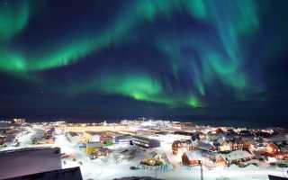 Как найти работу в Гренландии для русских и украинцев