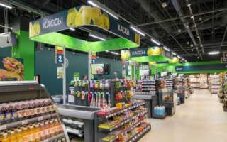 Зарплаты в магазинах Перекресток