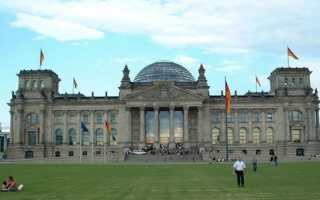 Достопримечательности Берлина — подборка фото