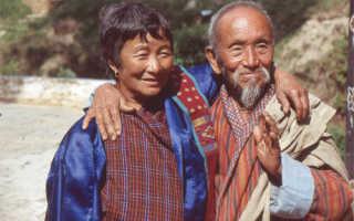 Уровень и продолжительность жизни в странах Азии