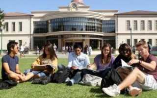 Обучение в колледжах США: особенности обучения