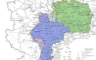 Нужен ли загранпаспорт для поездки в Луганскую и Донецкую область