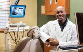 Зарплата стоматолога в США