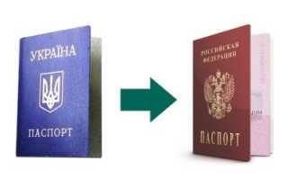 Упрощенная система получения гражданства РФ для украинцев