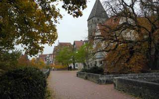 Достопримечательности города Ульм в Германии