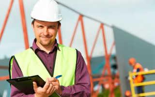 Зарплата прорабов в строительстве
