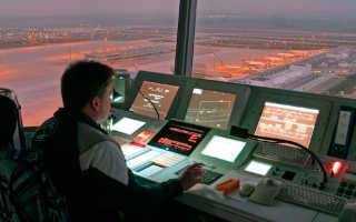 Зарплата диспетчера в аэропорту