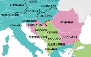 Нужна ли виза в Македонию для украинцев