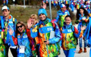 Как стать волонтёром на летних Олимпийских играх в Токио в 2020 году