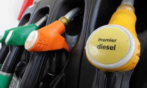Стоимость бензина во Франции