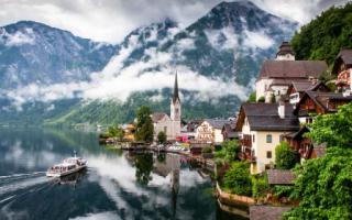 Заполнение анкеты на визу в Австрию