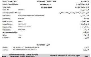 Правила и документы для выезда за границу