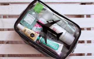 Можно ли брать в самолет шампунь и предметы личной гигиены
