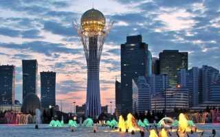 Безработица и уровень занятости населения в Казахстане