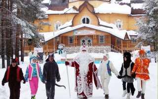 Куда поехать на зимние каникулы в России