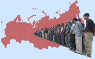 Трудовая миграция в России: проблемы и регулирование
