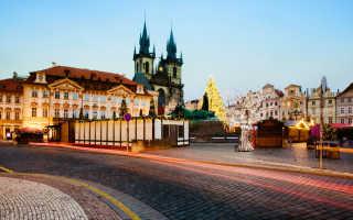 Срок оформления визы в Чехию