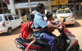 Аренда скутера на Гоа: нужны ли права
