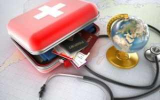 Страховка для оформления визы в Чехию: требования к оформлению