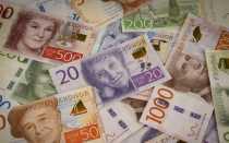 Средняя и минимальная зарплата в Швеции
