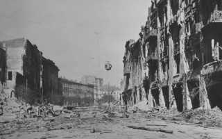 Проверьте свои знания в географии Великой Отечественной Войны