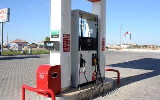 Сколько стоит бензин в Турции