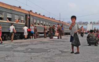 Повседневная жизнь простых людей в Северной Корее