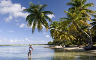 Нужна ли виза для поездки на острова Кука