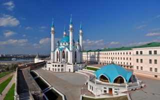 Средние зарплаты в Казани